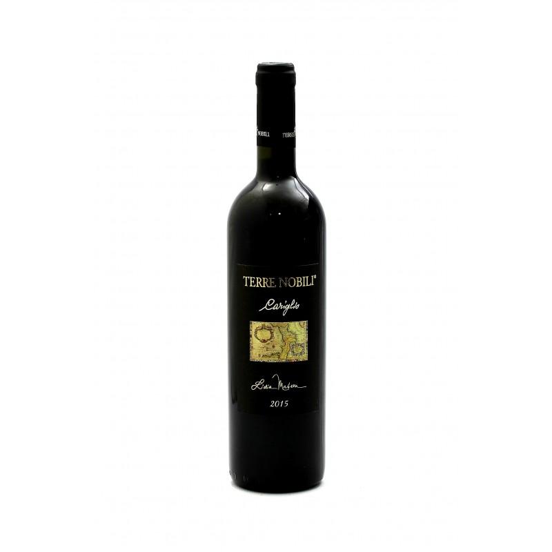 Calabria rosso IGP Cariglio di Terre Nobili su Calabria Gourmet