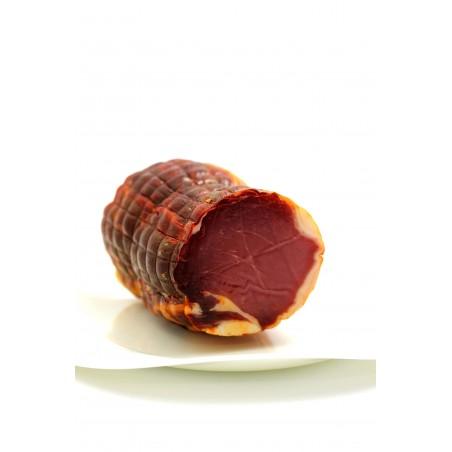Lonza di maiale calabrese 600gr senza conservanti