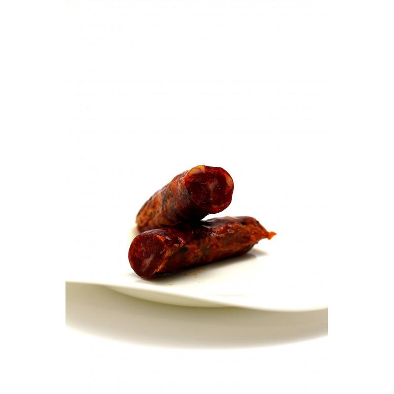 Salsiccia dolce artigianale di maiale calabrese di Calabria Gourmet