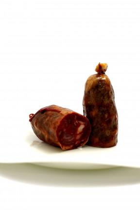 Soppressata piccante artigianale di maiale calabrese di Calabria Gourmet