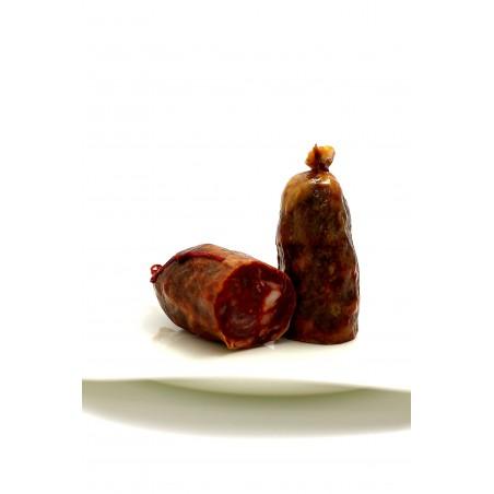 Soppressata piccante artigianale 600gr di maiale calabrese