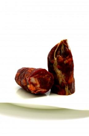 Soppressata dolce artigianale di maiale calabrese di Calabria Gourmet