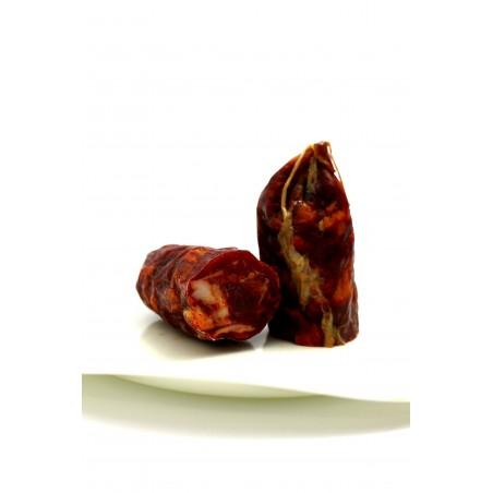 Soppressata dolce artigianale 600gr di maiale calabrese di Calabria Gourmet