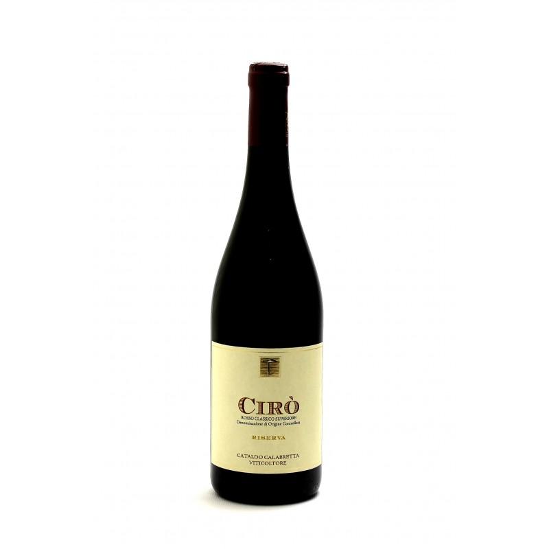 Cirò rosso classico superiore riserva DOC di Cataldo Calabretta