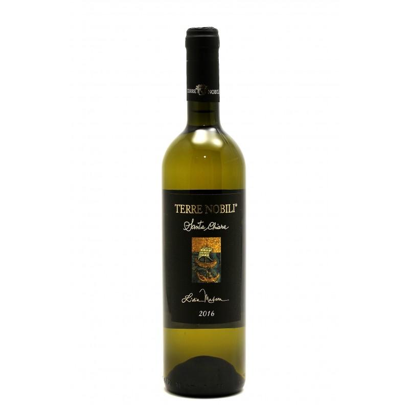 Calabria bianco IGP Santa Chiara di Terre Nobili su Calabria Gourmet