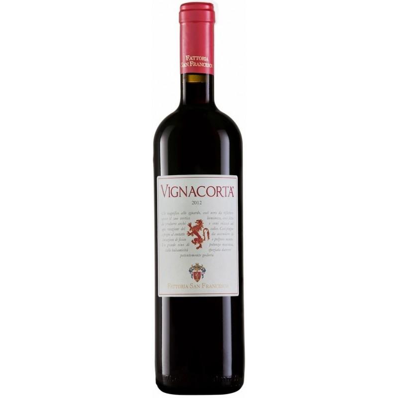 Calabria rosso IGT Vignacorta di Fattoria San Francesco