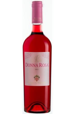 Calabria rosato IGT Donnarosa di Fattoria San Francesco su Calabria Gourmet