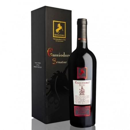 Calabria rosso IGT Cassiodoro di Senatore Vini