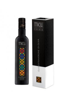 Olio extravergine di olive Micu 1906 Gran Cru di Olearia San Giorgio