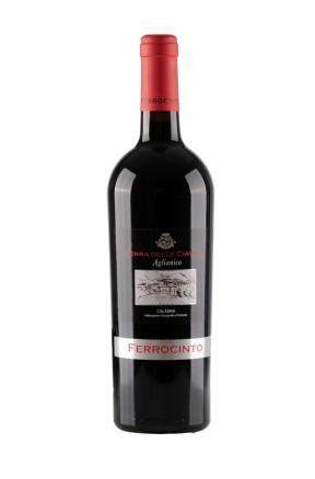 Calabria rosso IGP Serra delle Ciavole di Ferrocinto