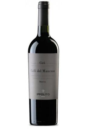 Cirò rosso superiore riserva DOC Colli del Mancuso di Ippolito 1845 su Calabria Gourmet
