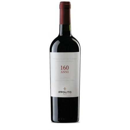 Calabria rosso IGT 160 anni di Ippolito 1845