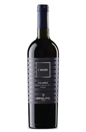 Calabria rosso IGT I Mori di Ippolito 1845 su Calabria Gourmet
