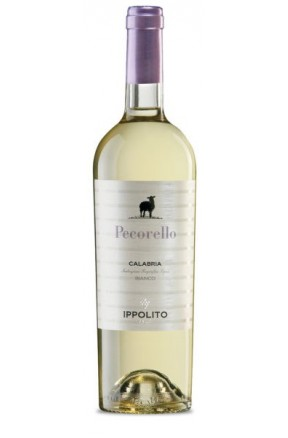 Calabria bianco IGT Pecorello di Ippolito 1845