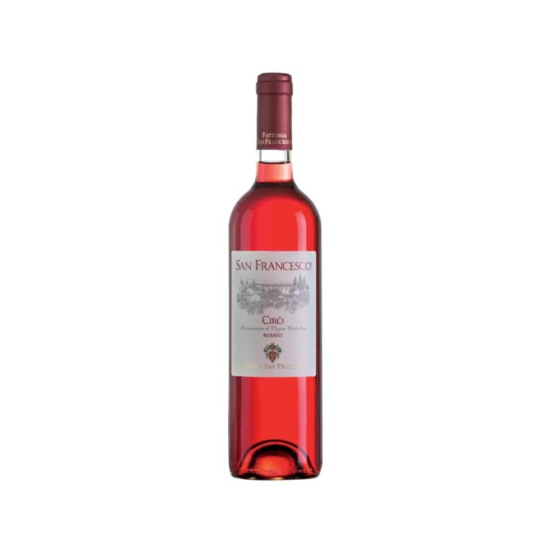 Cirò rosato DOC di Fattoria San Francesco