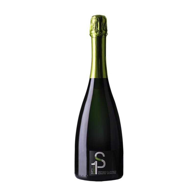 Vino Spumante brut cuvee SP1 biologico di Santa Venere