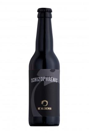 Birra artigianale calabrese Schizophrenic di Birrificio De Alchemia