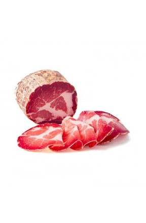 Capocollo calabrese artigianale senza conservanti di Calabria Gourmet
