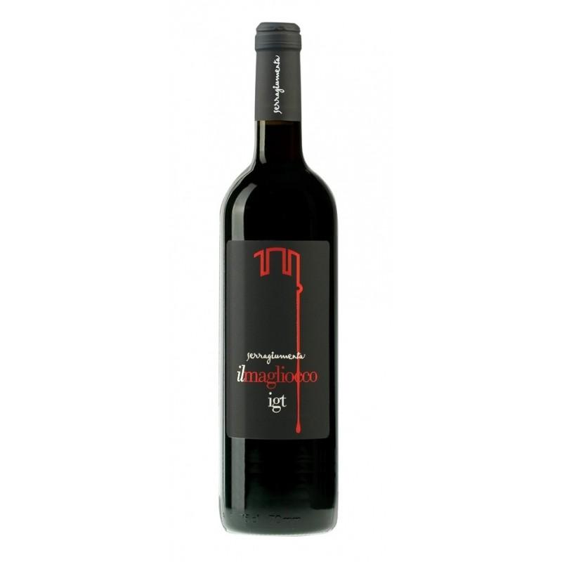 Calabria rosso IGT il Magliocco di Serragiumenta