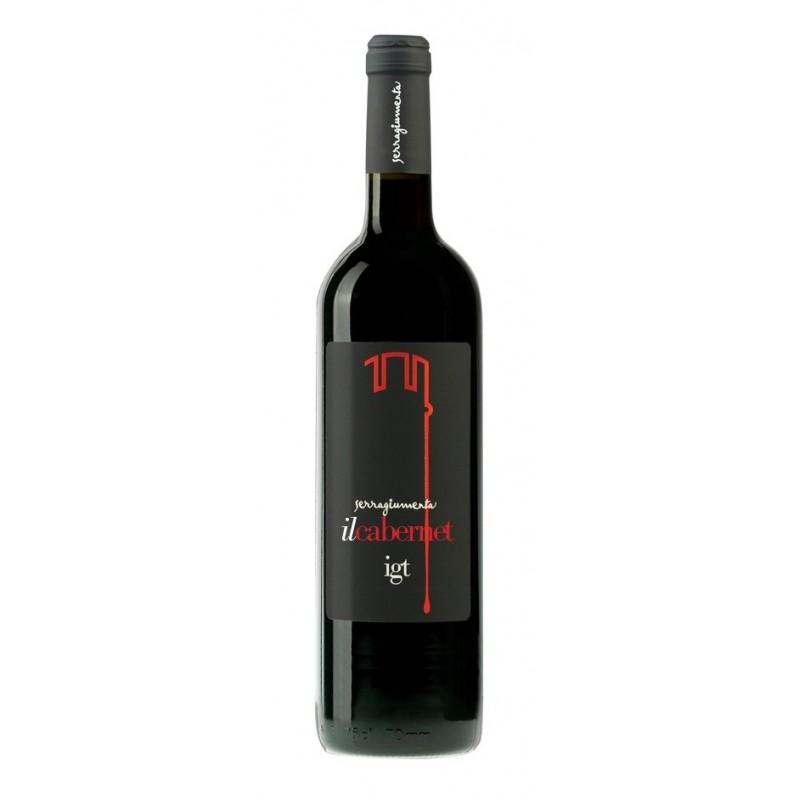 Calabria rosso IGT il Cabernet di Serragiumenta