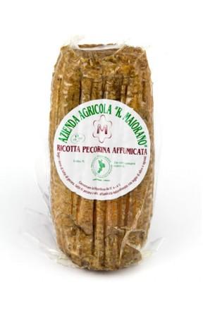 Ricotta di pecora calabrese affumicata di Maiorano