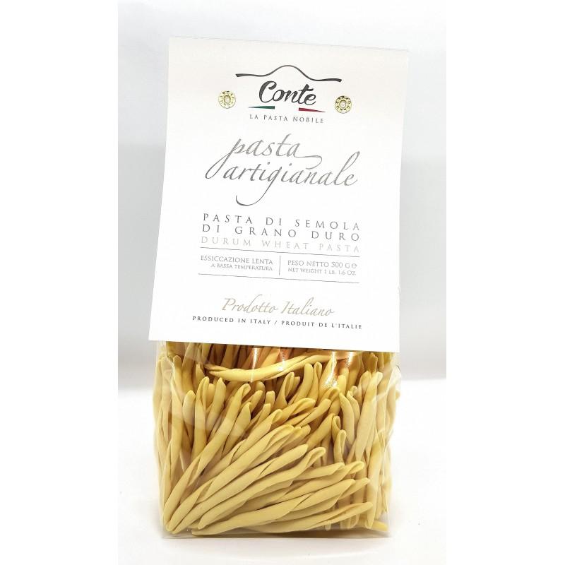 Pasta artigianale Maccheroni calabresi di Andrea Conte