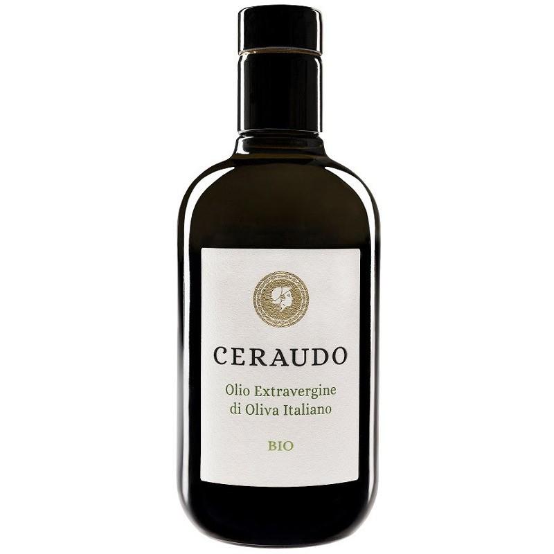Olio extravergine da olive biologico di Roberto Ceraudo
