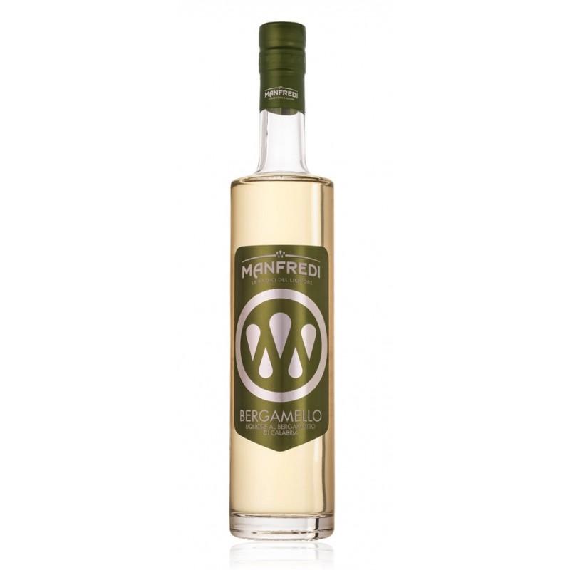 Liquore calabrese al bergamotto Bergamello di Manfredi