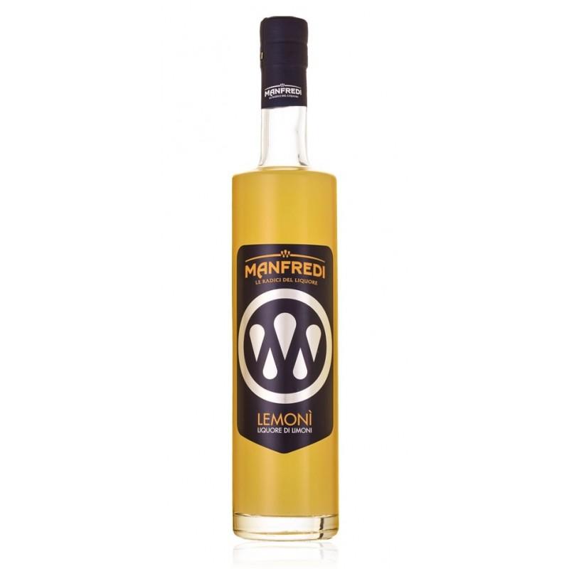 Liquore calabrese limoncello Limonì di Manfredi