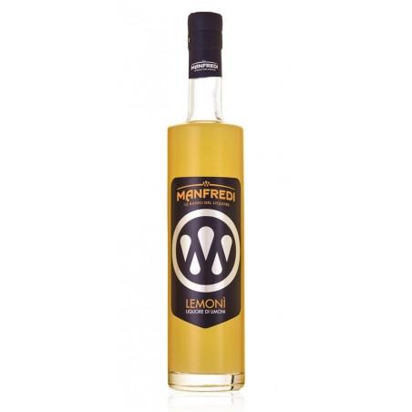 Liquore calabrese limoncello Limonì 1 litro di Manfredi