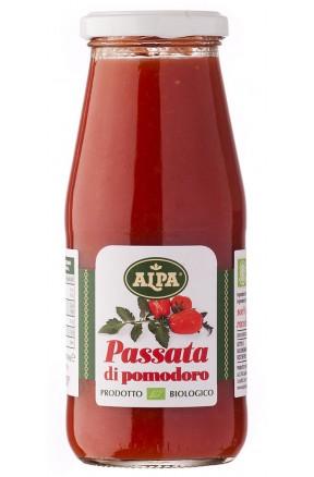 Passata di pomodoro biologica calabrese di Alpa Calabria