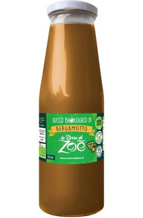 Succo di Bergamotto biologico 100% 700ml di Le Terre di Zoè
