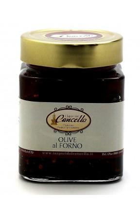 Olive nere calabresi cotte al forno di I Sapori del Cancello