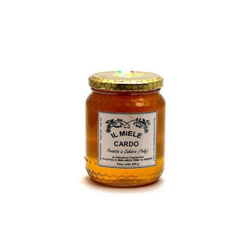 Miele di cardo di Calabria di Fragiacomo