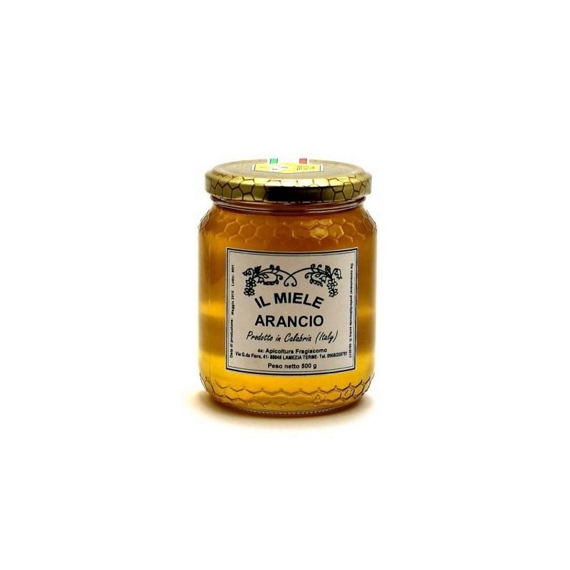 Miele di arancio di Calabria di Fragiacomo