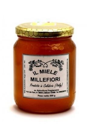 Miele di millefiori di Calabria di Fragiacomo