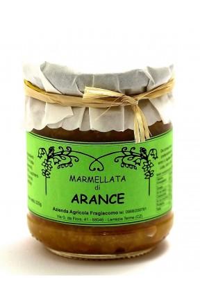 Marmellata di arance di Calabria di Fragiacomo