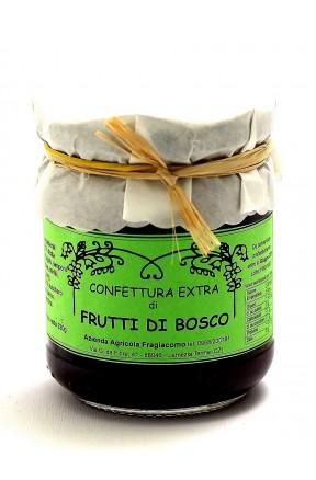 Confettura di frutti di bosco di Fragiacomo