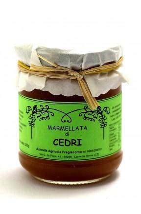 Marmellata di cedro di Calabria di Fragiacomo