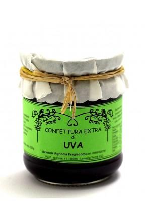 Confettura di uva calabrese di Fragiacomo
