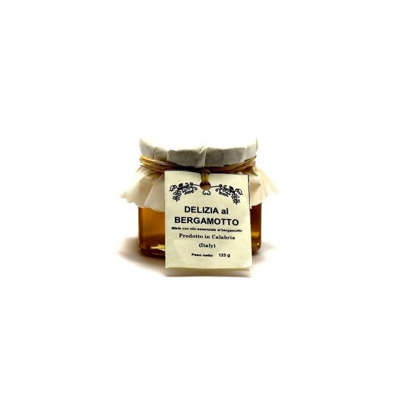 Delizia di miele con olio di bergamotto di Fragiacomo