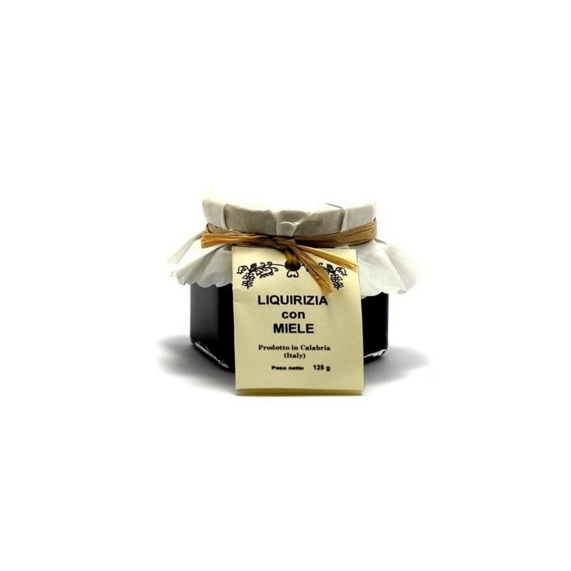 Miele di melata con liquirizia di Calabria di Fragiacomo