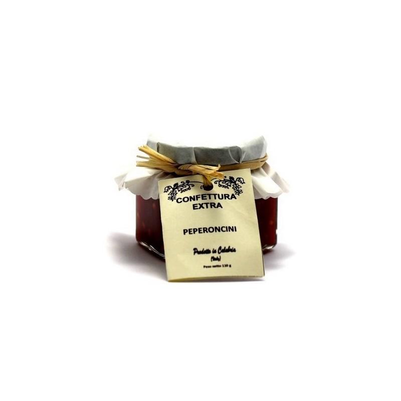 Confettura di peperoncino dolce di Fragiacomo