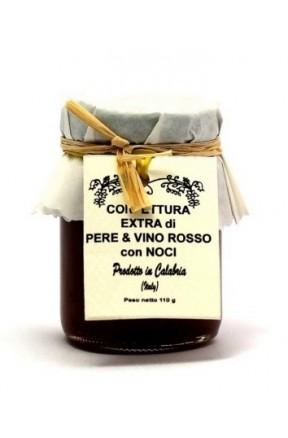 Confettura di pere, noci e vino rosso di Fragiacomo