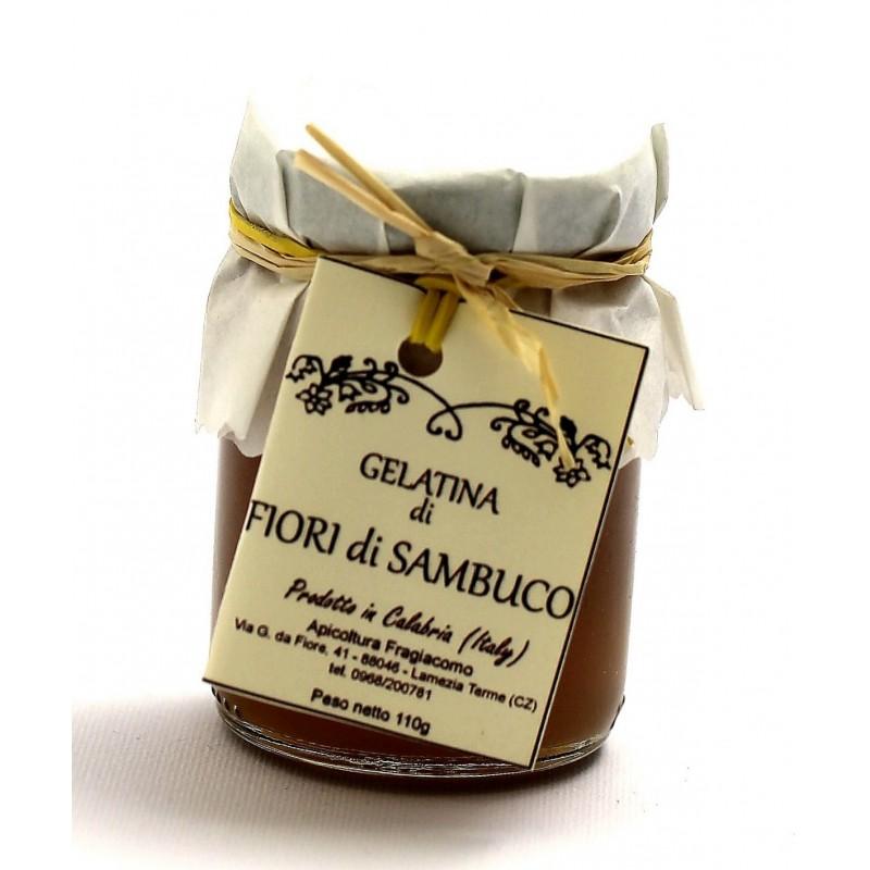 Gelatina di fiori di sambuco di Fragiacomo