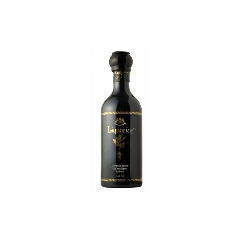 Liquore di liquirizia calabrese Liquorice 1 litro di Caffo
