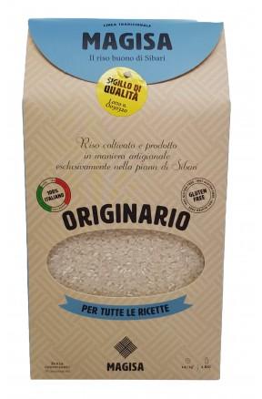 Riso di Sibari calabrese originario di Magisa su Calabria Gourmet