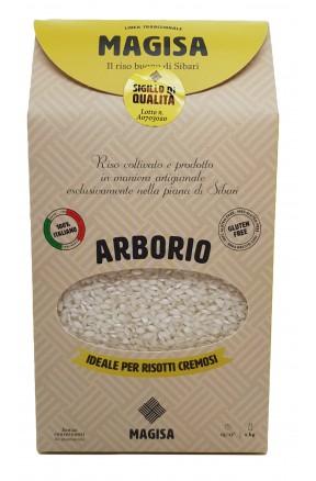 Riso calabrese di Sibari Arborio di Magisa su Calabria Gourmet