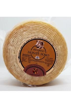 Pecorino del Monte Poro presidio slow food di Gabriele Crudo
