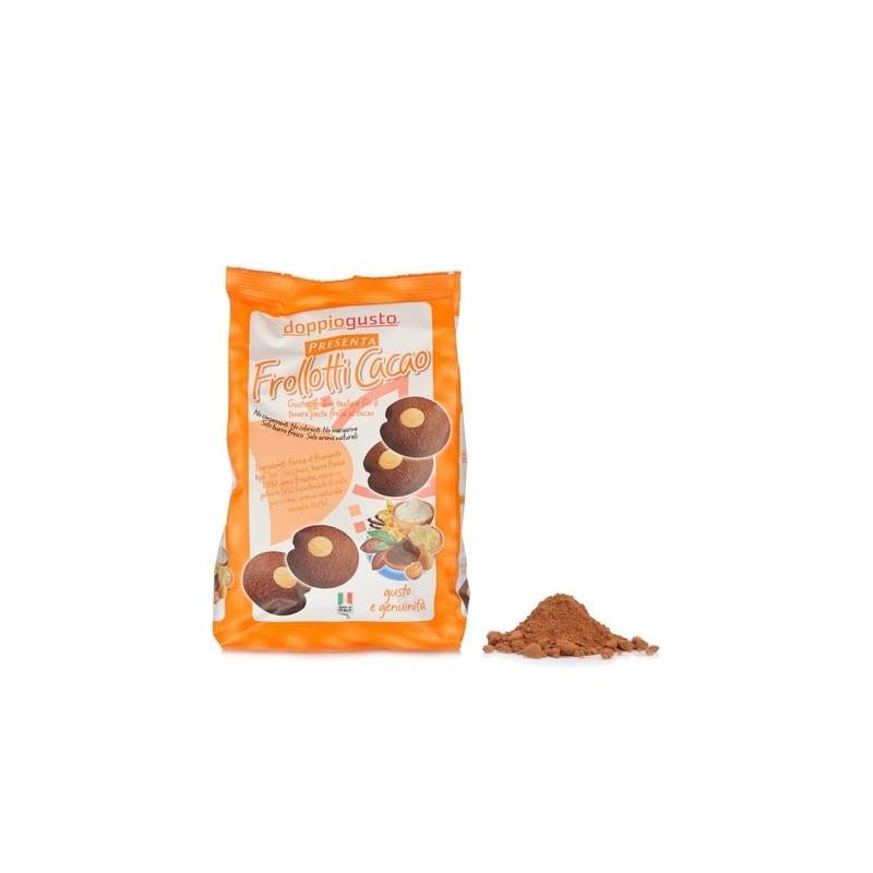 Biscotti Frollotti frollino classico al cacao di Fraietta